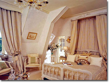 Chambre d'Argent.  Photo by Susan Stayne.  All rights reserved.
