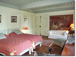 Château guest room