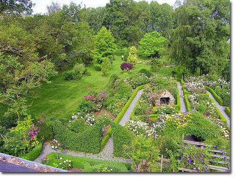 Jardin anglais du manoir de la chauss e - Photos de jardins anglais ...