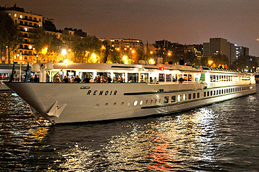 France Cruise on the Seine in Paris - photo copyright France Cruises. All rights reserved.
