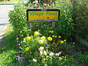 Village Fleuri designation. © 2011-present Cold Spring Press.  All Rights Reserved